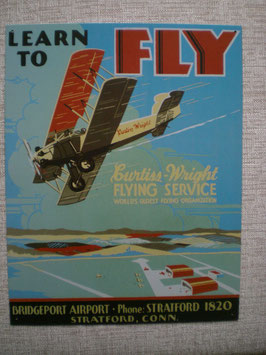 Curtiss Wright Flying Service - Learn To Fly