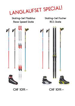 Skating-Set