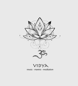 CD Music Mantra Meditation by VIDYA