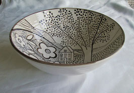 Chocolate Ware Bowl - Medium