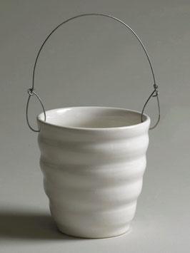 Milk Pail Vase