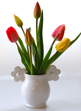 Flower Power Vase - the ultimate spring vase