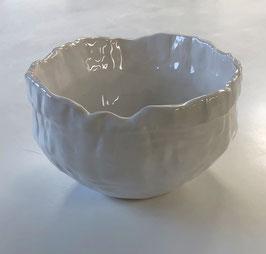Deep Hand Hammered Bowl