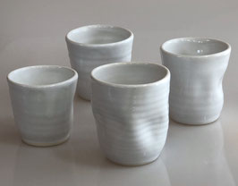 Small Cup Collection #1 - set of 4 small drinking cup