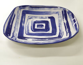 Abstract Platter