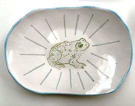 Toad plate