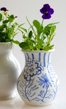 Cheerful Garden Vase