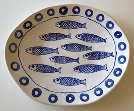 Sardine Serving Plate
