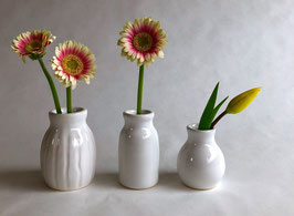 Out and about the town..bud vases
