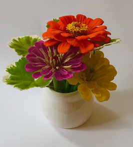 Jelly Pot Vase