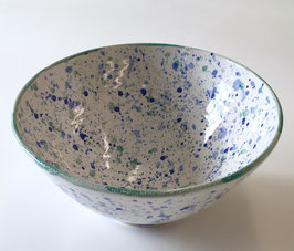 Large Splatter Ware Bowl