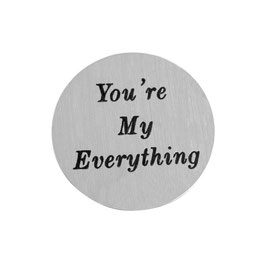 """You're My Everything"" INLAY PLATE"