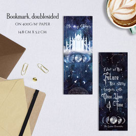 new BOOKMARK - The Lunar Chronicles