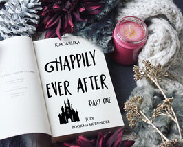 Monthly Bookmark Bundle - July