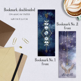 Monthly Bookmark Bundle - April