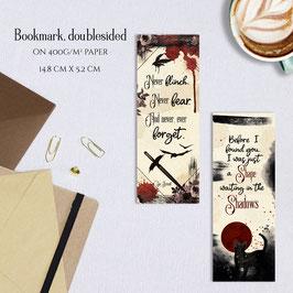 BOOKMARK  - Nevernight