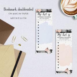 new BOOKMARK - Bookboys/-girls