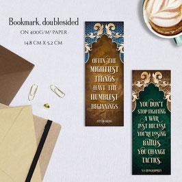 BOOKMARK - Daevabad