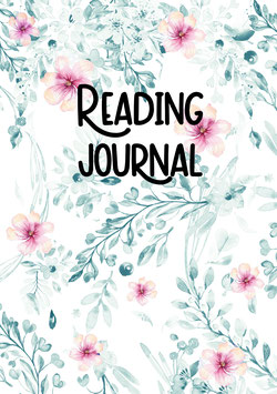 BINDED Reading Journal - Batch 2