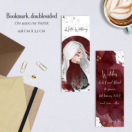 new BOOKMARK - Witchling