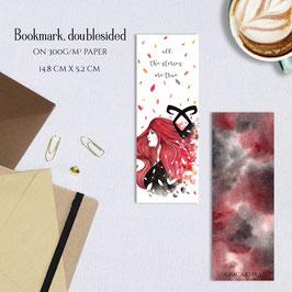 BOOKMARK- Shadowhunter Clary