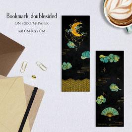 new BOOKMARK - Asian Moon