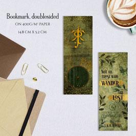 BOOKMARK  - LOTR