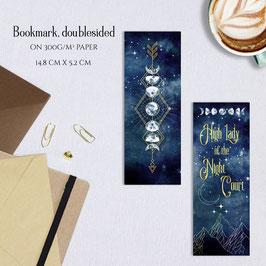 BOOKMARK - High Lady