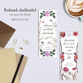 BOOKMARK - Fae Quotes