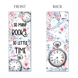 So Many Books - BOOKMARK limited