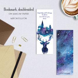 BOOKMARK - Always Deer