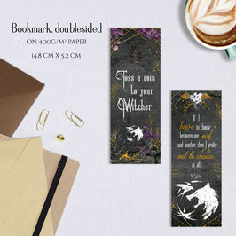 BOOKMARK  - The Witcher