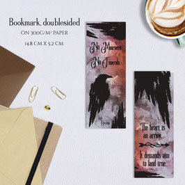 BOOKMARK - Six of Crows