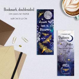 BOOKMARK - Strange The Dreamer