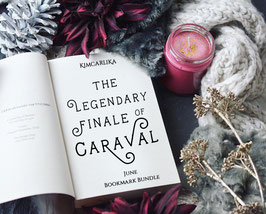 Monthly Bookmark Bundle - June