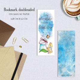 BOOKMARK - Alice