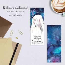BOOKMARK - Stars and Dreams