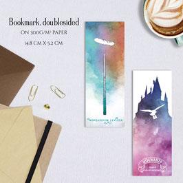 BOOKMARK- Wingardium