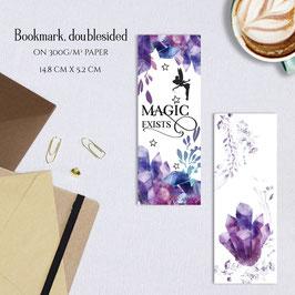 BOOKMARK - Magic Exists