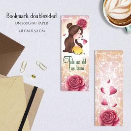 BOOKMARK - Belle