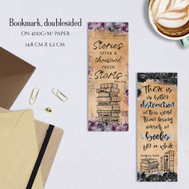 new BOOKMARK - Chain of Gold Quotes