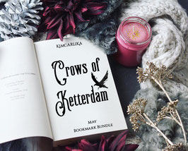Monthly Bookmark Bundle - May