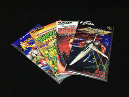 Super Famicom / SFC - Instruction Manual Sleeves