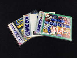 Nintendo Game Boy / Game Boy Color / Game Boy Advance (SML PLUS) - Instruction Manual Sleeves