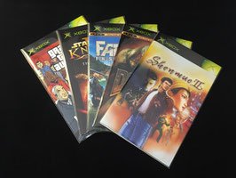 Xbox / Xbox 360 - Instruction Manual Sleeves