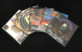 Sony PlayStation / PS1 - Instruction Manual Sleeves
