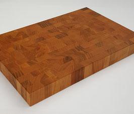 Kückenblock Kirschbaum 48 x 40cm