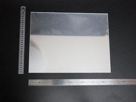 メーカー製アクリルミラー 2.0㎜厚300×390㎜糸面取り