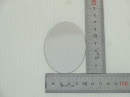 MP-HC0.8㎜厚PET 54×70㎜楕円形