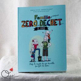 """Livre """"La Famille (presque) zéro déchet"""", Pichon J et Moret B"""